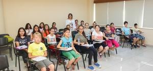 Şehitkamil'den öğrencilere ingilizce kursu