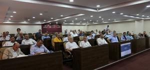 Serdar Akdoğan, güç birliği toplantısına katıldı