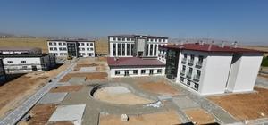 Başkan Gürkan, DSİ'nin yeni hizmet binasında incelemelerde bulundu