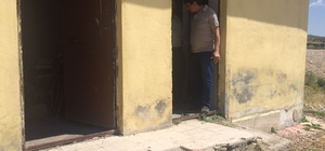 Çaldıran'daki okullarda onarım tespit çalışması