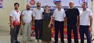 Teakwondo il birincileri Düziçi'nde belli oldu