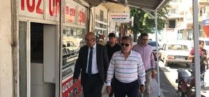 Başkan Çetin, kardeş Bozova Belediyesi'ni ziyaret etti