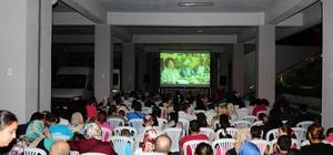 Mamak'ta açık hava sinema günleri başlıyor