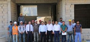 Sarıyar köyüne yeni okul yapılıyor
