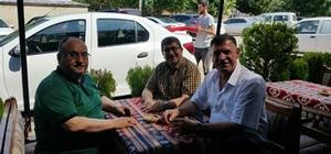Başkan Hasan Can Şeyh Edebali Türbesini Ziyaret Etti