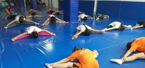 Simav'da yaz spor okuluna büyük ilgi