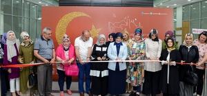 Meram'da Filografi Sergisi açıldı