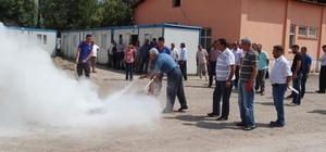 AFAD'dan kurumlara yönelik KBRN eğitimi