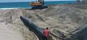 Anamur'da deniz suyu temiz çıktı