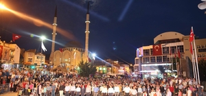 35. ÂŞIK SEYRANİ FESTİVALİNDE birinci gün coşkusu