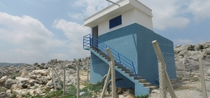 Çukurkeşlik Mahallesi'nin içme suyu şebekesi yenilendi