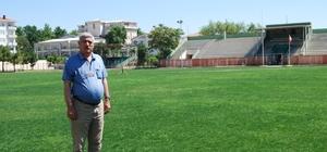 Malkara'da spor komplekleri yenileniyor