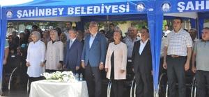 Şahinbey'de 121. sosyal tesis hizmete girdi