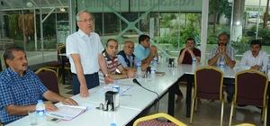 Başkan Acar, muhtarlara belediye hizmetlerini anlattı