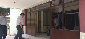 Şaphane İlkokulu yenilenen binasına taşınıyor