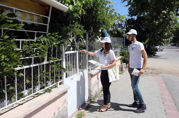 Yenimahalle'de ambalaj atıkları kapı kapı toplanacak