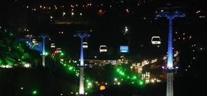 Keçiören'de kuşbakışı Ankara keyfi