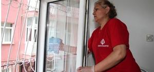 Çankaya'da 4 bin 566 vatandaşa evde hizmet