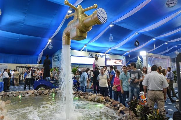 """Ankara Festivali'nde, """"Suyun Hikayesi"""" anlatılıyor"""