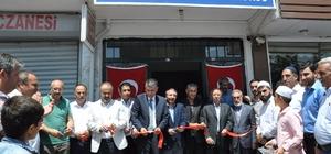 Doğubayazıt'ta Seyyid Abdurrahim Arvasi Hazretleri İlim ve İrfan Merkezi açıldı