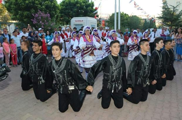 Pazarcık'ta 100. yıl festivali