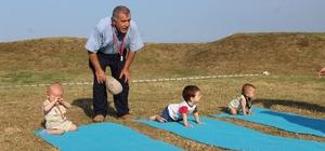 2. Dünya Bebekler Günü Ünye'de kutlandı