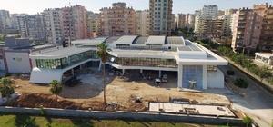Adana'ya 'yeşil' spor kompleksi