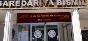 Bismil Belediyesinden dikkat çeken tabela