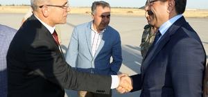 Başkan Atilla, istişare toplantısına katıldı