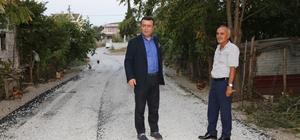 Atakum'da yollar yenileniyor