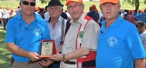 Başkan Kadir Albayrak 43. Avcı Bayramı etkinliğine Katıldı