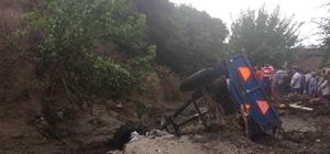 Kuyucak Kurtuluş Mahallesi, selin etkisinden kurtarılıyor