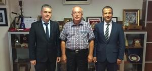 TREPAŞ Yöneticileri Edirne Esnaf ve Sanatkarları Odaları Birliği ile görüştü