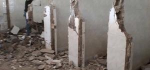 Küçük Cami onarıma alındı