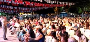 Edebiyat Festivali Tolga Sağ konseriyle sona erdi