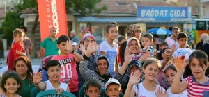 """Başkan Çolakbayrakdar, """"Sokak oyunları, Kayseri'nin sosyal hayatına renk katıyor"""""""