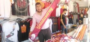 Galatasaray ürünlerine ilgi