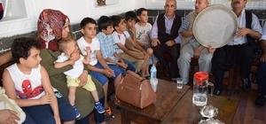 Öğrenciler Dengbej Evini ziyaret etti