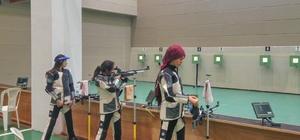 Havalı silahlar 2. grup yarışmaları sona erdi