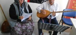 Eskişehir'in yarım asan duayen ozanı Arif Çayır