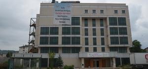 Hastane binasının fakülte olması için çalışma başlatıldı