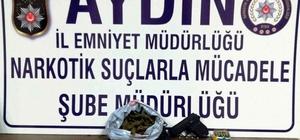 Aydın'da uyuşturucu operasyonu: 2 tutuklama