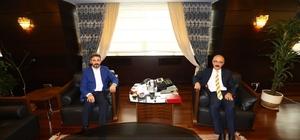 """TBMM Başkanvekili Aydın:  """"Su hayattır yol medeniyettir"""""""
