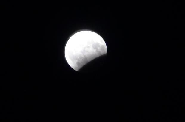 Mardin'de ay tutulması ilgiyle izlendi