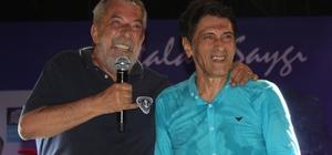 Beşiktaş'ta  153'üncü kez 'Ustalara Saygı' gecesi