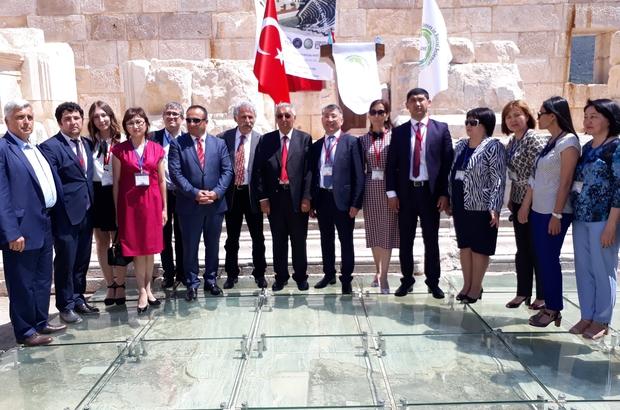 Dünya'nın ilk meclis binası Patara'da uluslararası kongre düzenlendi