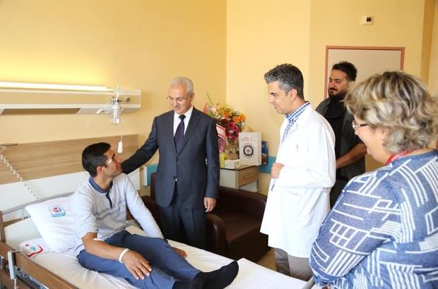 Erzincan'a yeni hastane müjdesi