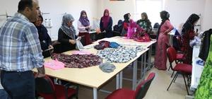 Kadın Destek ve Gençlik merkezleri becerileri geliştiriyor