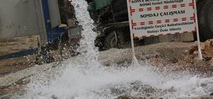 Konya'da 9 ilçede 11 mahalleye sağlıklı su