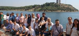 Bosna Hersek'ten Çanakkale'ye dostluk ziyareti